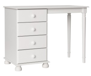 Surrey White Dressing Table