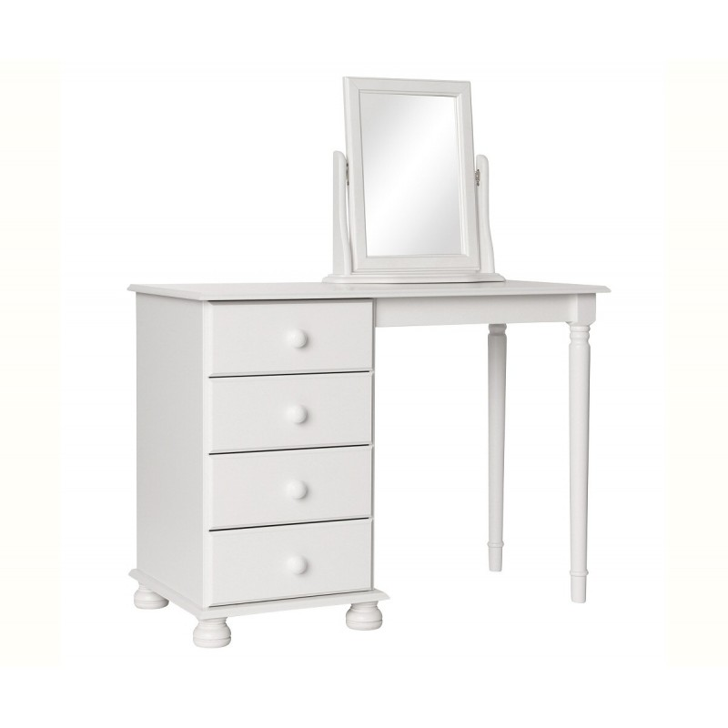 Surrey white dressing table for White dressing table for sale
