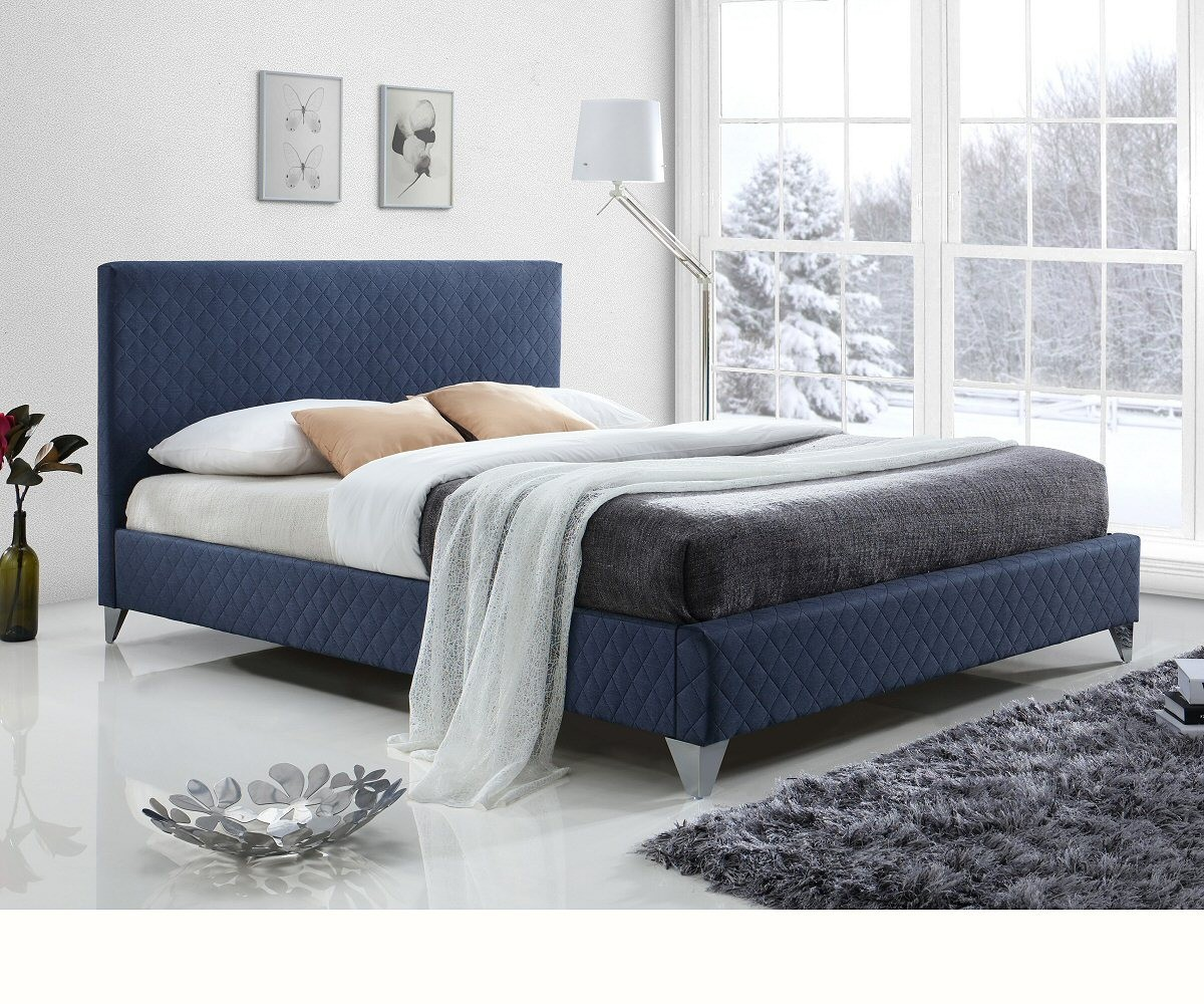 brooklyn fabric bed frame - Fabric Bed Frames