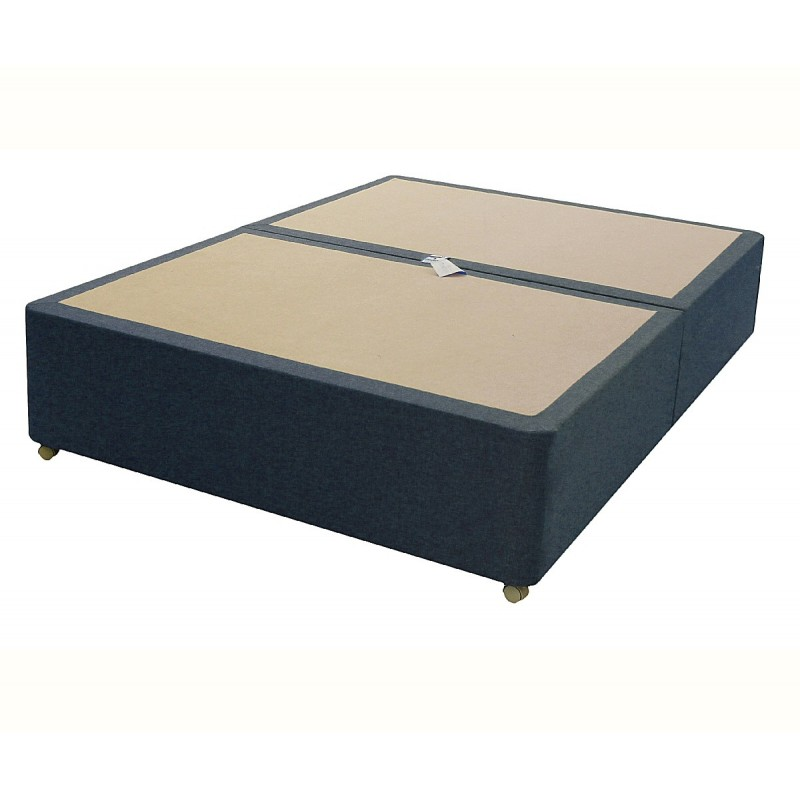 Non storage amber divan base Divan beds base only