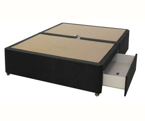 Amber 2 Drawer Divan Base Only