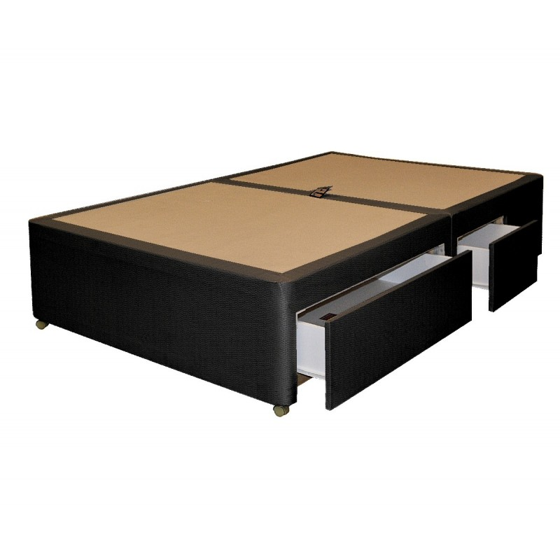 Amber 4 drawer divan base Divan bed bases