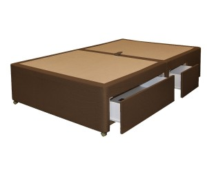 Amber 4 Drawer Divan Base Only