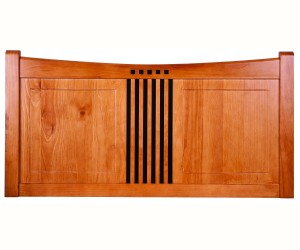 Curlew Headboard - Oak Finish