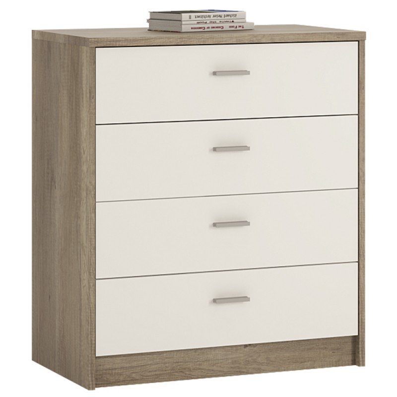 Auckland 4 drawer chest