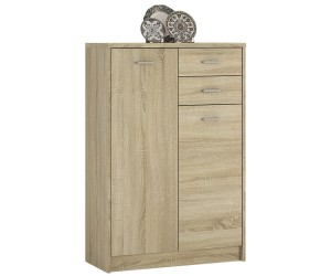 Auckland 2 Door 2 Drawer Chest