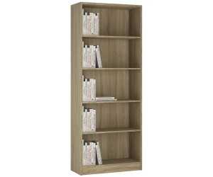 Auckland Medium Wide Bookcase