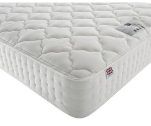Rest Assured Timeless Cleeve Silk Ortho 1400 Mattress