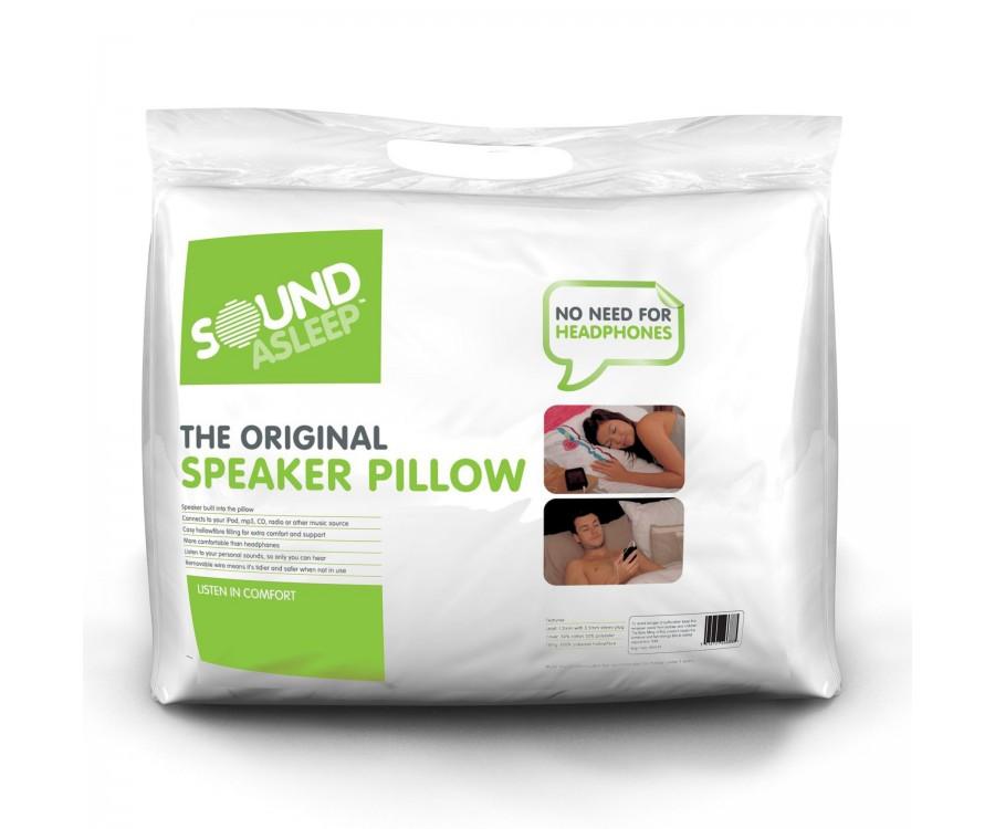 Sound Asleep Original Speaker Pillow