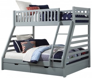 States Triple Sleeper Bunk