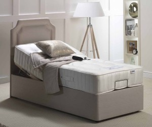 Polly adjustable bed
