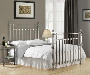 City Block Metal Bed Frame