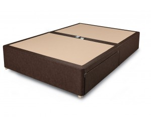 Amber Divan Base - with 2 storage drawers