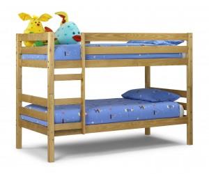 Wyoming Pine Bunk Bed