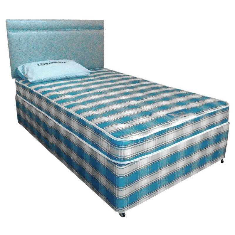 Slumbernest robin divan set for Divan and mattress set