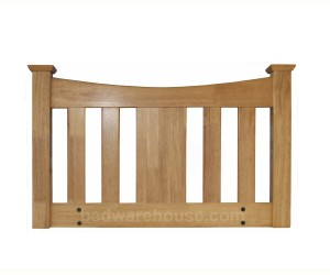 Kingfisher Oak Headboard