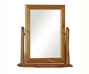 Surrey Pine Swivel Mirror