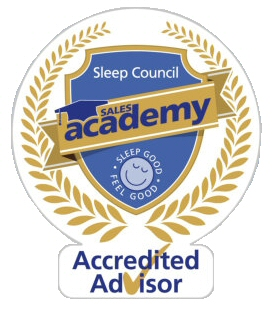 sleep council acredited advisor